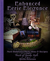 Enhanced Eerie Elegance the book