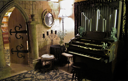 Haunted Pipe Organ